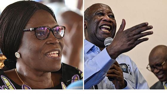 Côte d'Ivoire: Laurent demande officiellement le divorce à Simone Gbagbo
