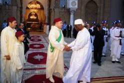 Accueil royal pour Macky Sall, en visite au Maroc.