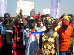 Saint-Louis -Crise foncière : Fanaye exige l'installation d'une délégation spéciale.