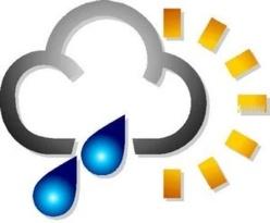 Météo Saint-Louis : Orages et pluies probables mercredi et jeudi.