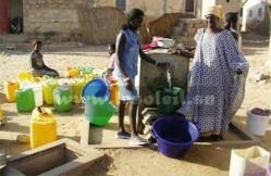 50.000 personnes auront accès à l'eau potable à Saint-Louis, Thiès, Louga et Diourbel