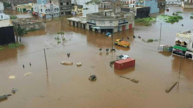 Lutte contre les inondations : Ce que l'Etat dit avoir dépensé jusqu'ici (Rapport)