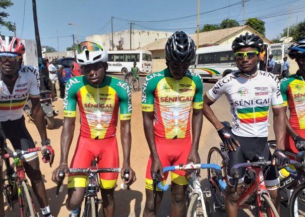 Tour du Fleuve Sénégal de cyclisme : Yaya Diallo remporte la 3è étape