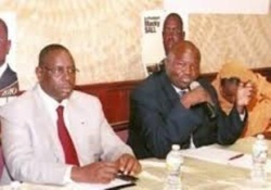 Macky Sall et Alioune Badara Cissé vers la réconciliation: Les dessous d'un ''ndiguel''.