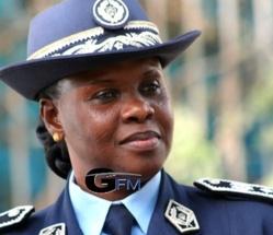 Portrait d'Anna Sémou Faye, la nouvelle Directrice générale de la police nationale (DGPN).