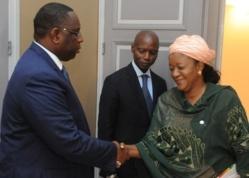 Le Président Macky Sall choisi pour parrainer un programme  des Nations Unies en faveur des femmes