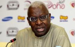 """Lamine Diack : """" Nous avons dirigé l' IAAF pour avoir refusé de jouer les """"nègres"""" de service"""""""