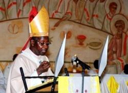 Solennité de l'Assomption: Homélie du Cardinal Sarr