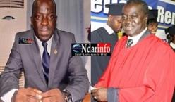 SPORT: le docteur Dia, nouveau membre de la FSF, Ababacar Sy reconduit.