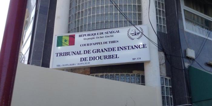 Cambriolage au Tribunal de Diourbel : Un Asp arrêté !