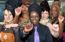 Entretien avec l'artiste costumière Mame Faguèye Bâ de Saint-Louis.