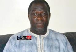 Ndioro Sow, président du Conseil de quartier de l'hydrobase