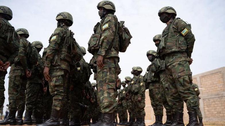 Les forces rwandaises reprennent aux jihadistes Mocimboa da Praia, au Mozambique