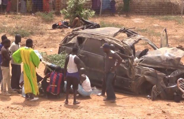 Autoroute Ila Touba : un accident fait 7 morts