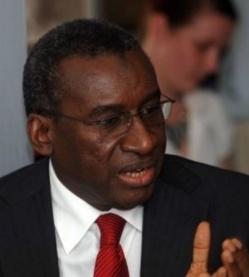 """Passation de service: Me Sidiki Kaba promet """"une justice exemplaire"""" au Sénégal."""