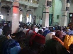 MPAL : Démarrage des travaux d'extension de la mosquée Rawane Ngom.