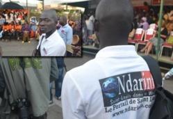 Momar Seyni Ndiaye déplore le niveau de protection des journalistes.