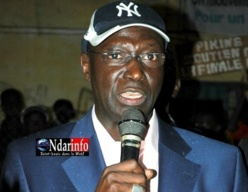 « Qu'ils arrêtent d'utiliser les fonds des inondations à des fins politiques », cri Abdel Kader Ndiaye, leader de l'ADN.