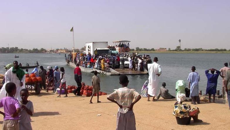 Hausse du niveau du fleuve : Des dégâts à Rosso (Mauritanie)