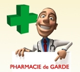 Calendrier des pharmacies de Garde de Saint-Louis