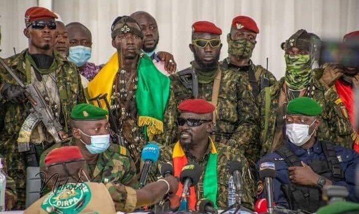 Guinée : les comptes bancaires de certaines entités publiques et d'ex-ministres gelés (CNRD)