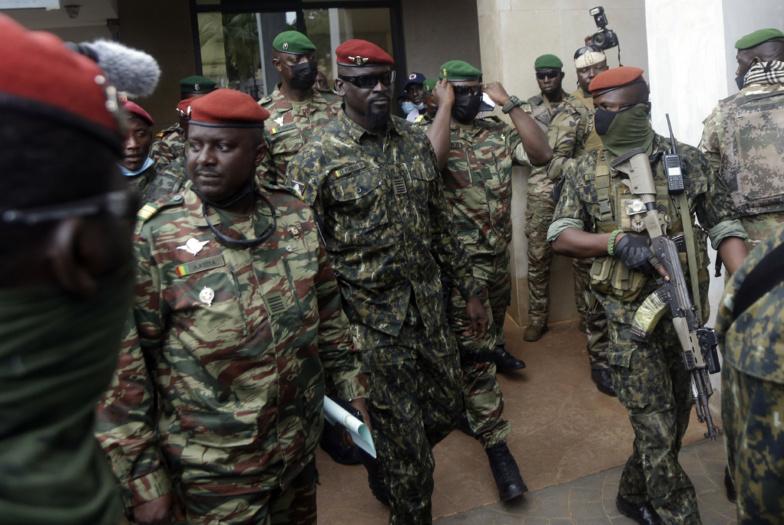 Guinée : Le Colonel Doumbouya annonce l'ouverture des frontières avec le Sénégal