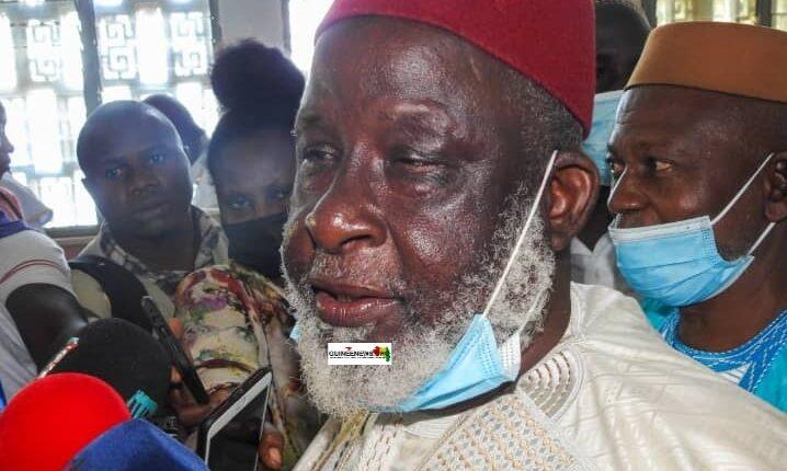 Le grand imam de Conakry sur le putsch : « les chefs religieux ne s'opposent pas à la volonté divine »