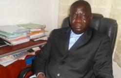 Maître Assane Dioma Ndiaye, président de la Ligue sénégalaise des droits de l'homme (LSDH)