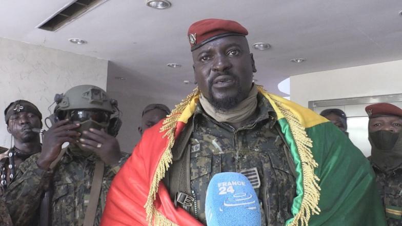 Secteur minier : le Colonel Mamady Doumbouya décline la vision du CNRD