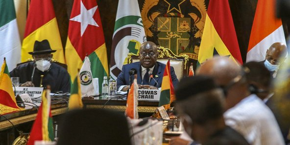 La Cédéao annonce des sanctions individuelles contre les auteurs du putsch en Guinée