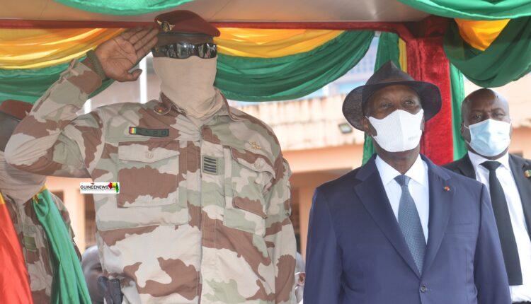 Conakry : Macky fait faux bond à Ouattara et Nana Akufo qui sont reçus par le chef de la junte