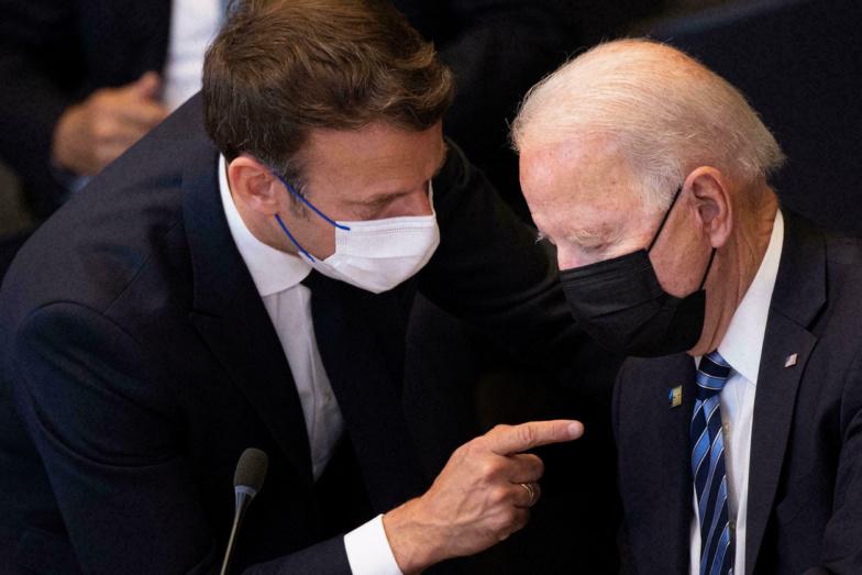 Entre la France et les États-Unis, le torchon diplomatique brûle