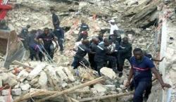 Saint-Louis : un ouvrier se tue en chutant d'un immeuble en construction.
