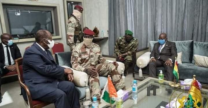 Voici ceux qui dirigent la Guinée avec la junte militaire.