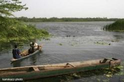 Immersion dans le lac de Guiers: A la découverte d'un trésor aquatique.