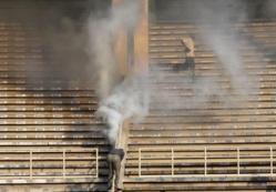 Saint-Louis - Affrontements entre supporters et forces de l'ordre : 3 personnes arrêtées, hier, au stade Me Babacar Seye.