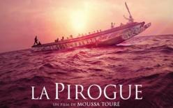 Projection du film  « La pirogue » de Moussa Touré, en octobre à Guet Ndar.
