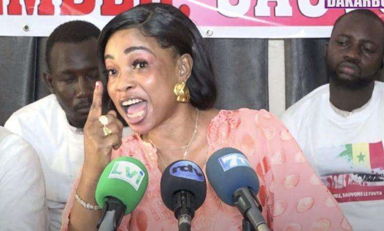 """Fatoumata NDIAYE """"Fouta tampi"""" : Macky """" a fait ce qu'il peut et il faut le reconnaître et nous le remercions"""""""