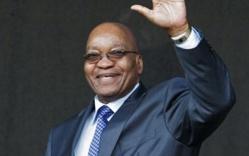 Jacob Zuma, à Dakar, demain mardi.