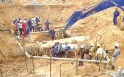 Pénurie d'eau: Ce qui n'a jamais été dit sur le «tuyau maudit» de Keur Momar Sarr .