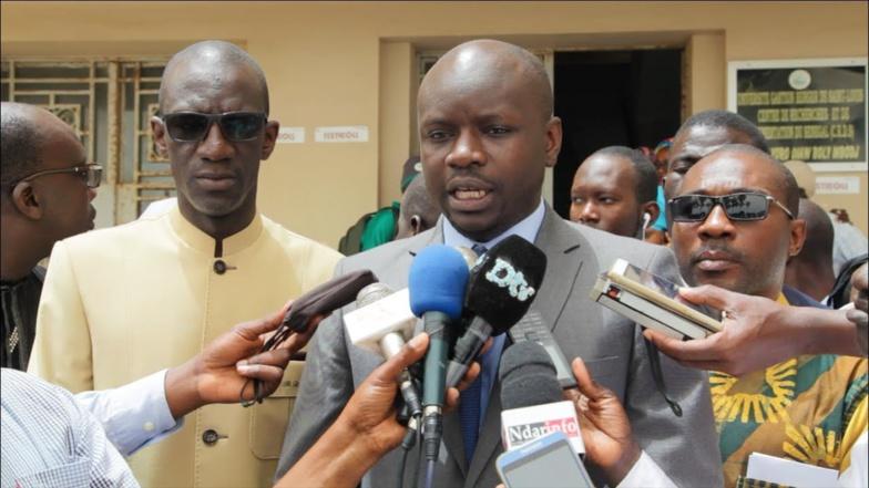 """Report de la rentrée à l'UGB : la CESL indexe """" la mauvaise gestion"""" de Pape Ibrahima FAYE"""