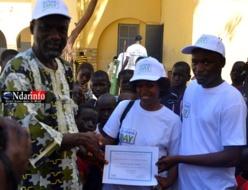 Nettoiements et remises de matériels didactiques : Ecobank Saint-Louis au chevet de l'école.