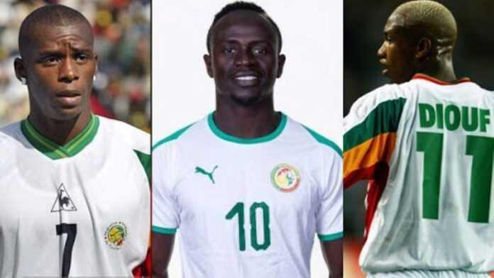 Sénégal : Top 5 des meilleurs buteurs de l'histoire de la sélection nationale