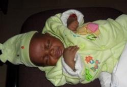 Saint-Louis : Un bébé d'une dizaine de jours ramassé à Sor Diagne.