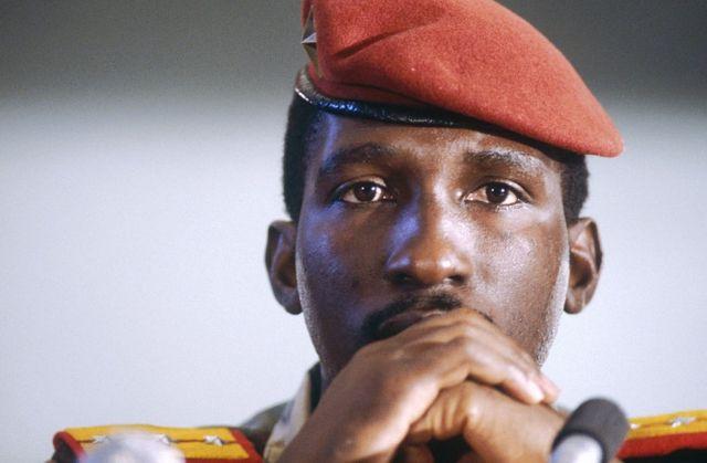 Ils ont tué Sankara