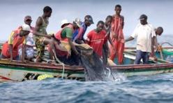 Saint-Louis : Cinq pêcheurs se perdent en mer.