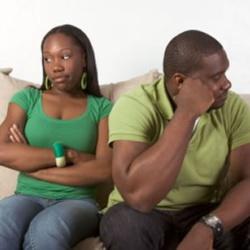 Les cinq disputes que traversent tous les couples.