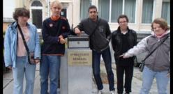 France - Tourcoing: de jeunes handicapés veulent soutenir le centre d'initiation horticole de Saint-Louis.