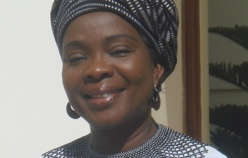 Le Pr. Fatou SARR honorée aux USA.