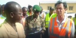 Saint-Louis - Promotion de l'Agrobusiness: L'Etat salue le bon déroulement des travaux d'irrigation du MCA Sénégal.